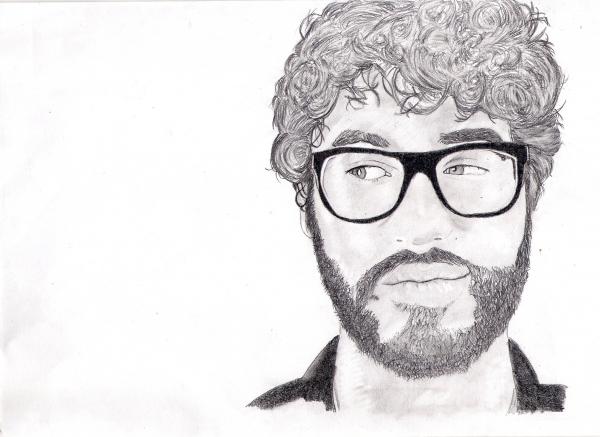 Darren Criss by Vailmal